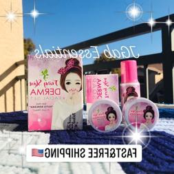 ❤️ Fairy Skin Derma Facial Set--Korean Skin Glow Effect~