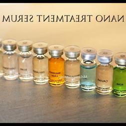 DERMA ROLLER SERUM micro needle pen titanium skin kit care f