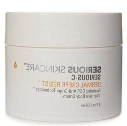 Serious Skincare DERMAL CREPE RESIST Intensive Body Cream Hu