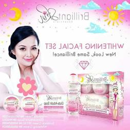 Brilliant Skin Essentials Whitening Facial Set - Exp 2021 -