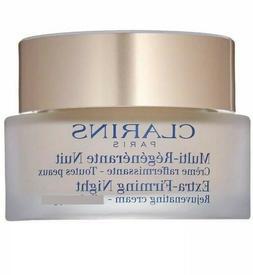 Clarins Extra-Firming Night Rejuvenating Cream DRY Skin Type