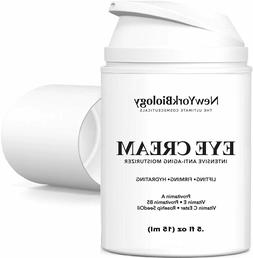 New York Biology Eye Cream Intensive Anti-Aging Formula, 1 f