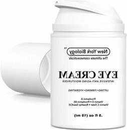 New York Biology Eye Cream Moisturizer - 15 ml