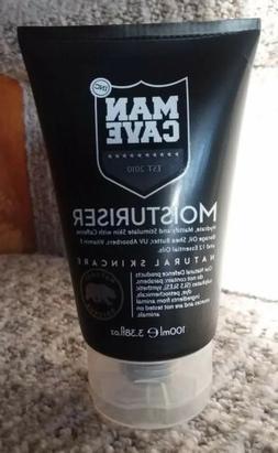 Mancave Face Moisturizer Natural Skincare 3.38 fl oz/ 100mL