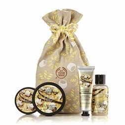 The Body Shop Festive Sack of Vanilla Marshmallow Delights G