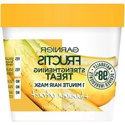 Garnier Fructis Strengthening Treat 1 Minute Hair Mask, 3.4