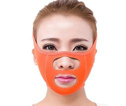 FSleeping Facial Slimming Bandage Face V Shaper Relaxation L