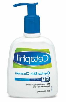 Cetaphil Gentle Skin Cleanser for All Skin Types 8 oz