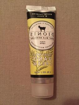 Dionis Goat Milk Skincare Hand Cream 1 fl oz Travel Sealed W