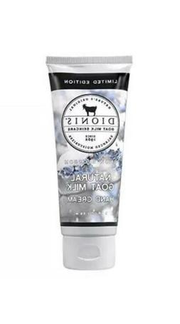 Dionis Goat Milk Skincare Hand Cream 2oz. - Snow Blossom