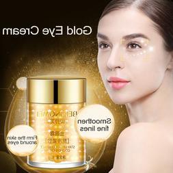 Gold <font><b>Eye</b></font> Cream Collagen Hydra Moisturizi