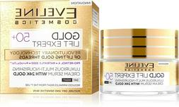 Gold Lift Expert Luxurious Firming Cream Serum with 24k Gold