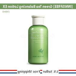 Green tea balancing Lotion 160ml +Free Sample+