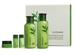 Green Tea Balancing Skin Care Set EX / Korea Cosmetic