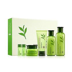 Innisfree Green Tea Balancing Special Skin Care  Set
