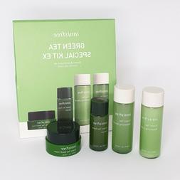 INNISFREE Green Tea kit EX 4 Items Samples Travel Set Korean