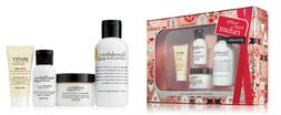 Philosophy Healthy Happy Radiant Set 4pc Microdelivery Purit