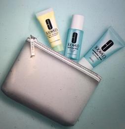Clinique Hello, Clear Skin Kit NIB Acne Solution Cleansing G