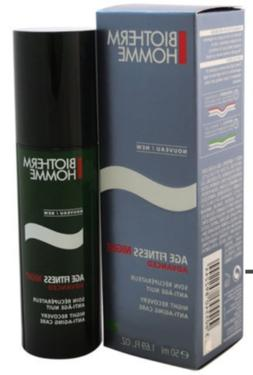 Biotherm Homme Mens Age Fitness Night Advanced Anti-Aging Ca