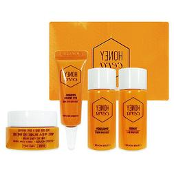 Honey Cera Skin Care 4 Kit / Korea cosmetic