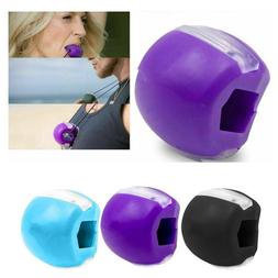 Jaw Exerciser Jaw line Exercise Fitness Ball Neck Face Tonin