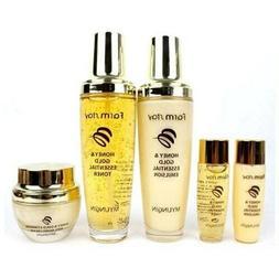 Korean Farm Stay Honey&Gold Essential Skin Care Set
