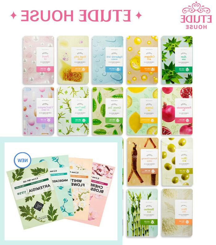 0.2 Therapy Air Mask Sheet Face Pack Skin care / 19types +