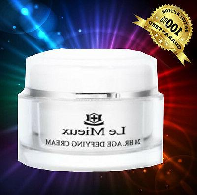Le Mieux 24Hr. Age Defying Cream 1.75oz/52ml New In Box