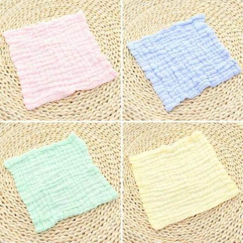 2PCS Natural Baby Wipes Soft Newborn Baby Face Towel for Sen