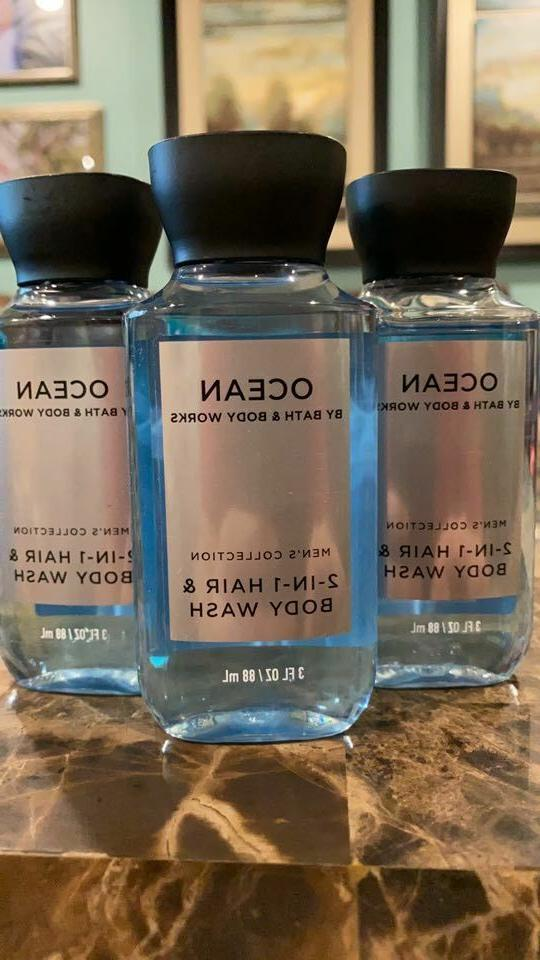 3 bath and body works active skincare