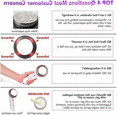 3 1 Slimming Machine Cavitation Weight Loss Care Tool