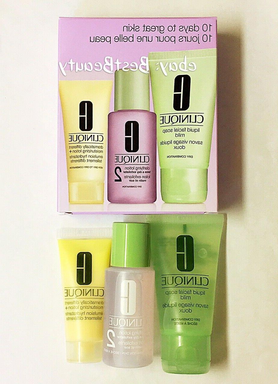 3 step skin care system facial soap