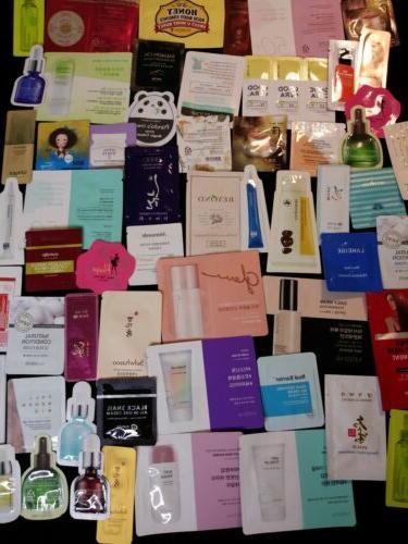 30 Piece Nice K-Beauty Samples Size Masks