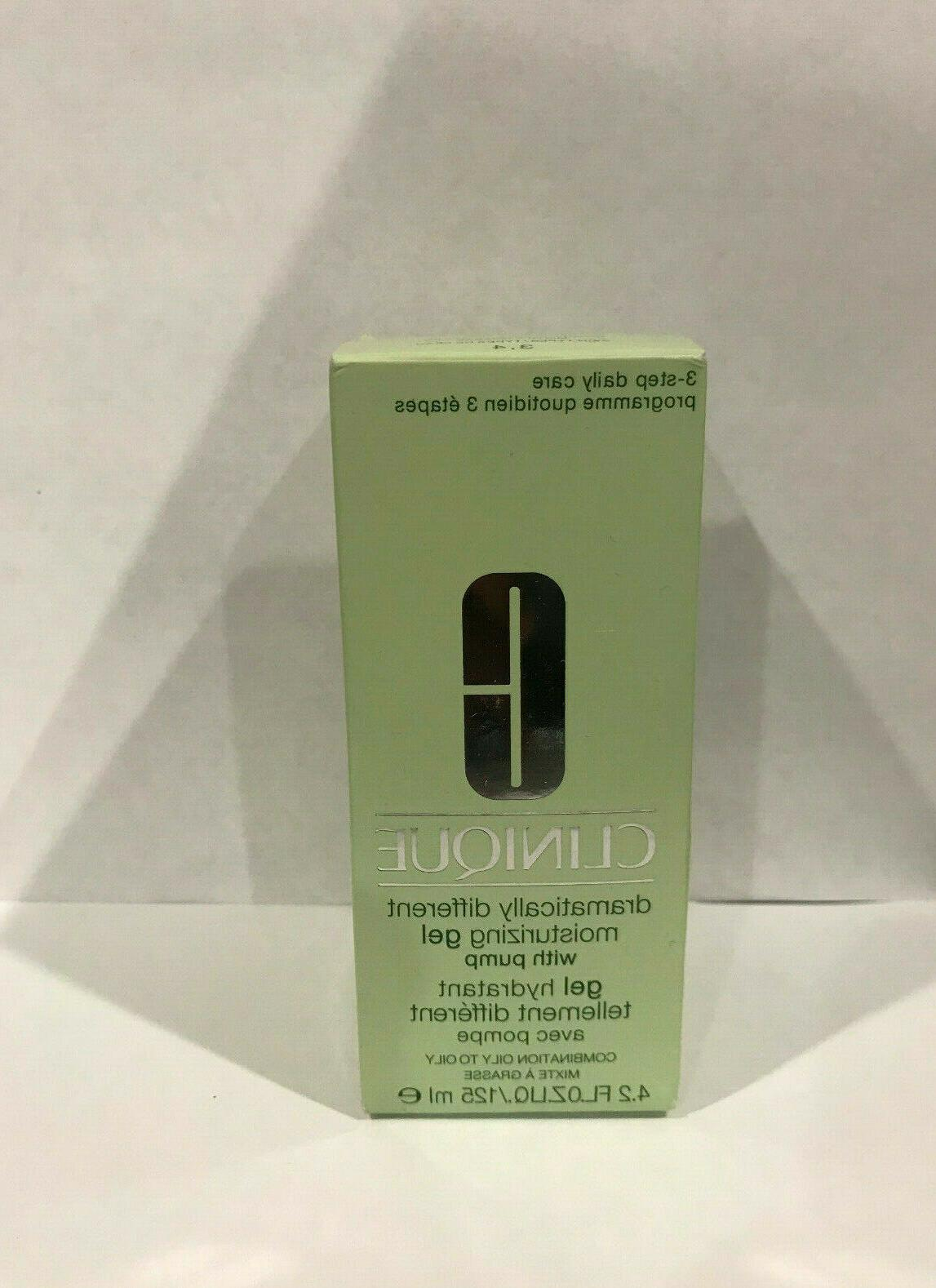 4.2oz.125ml-Clinique Gel with Pump Brand New