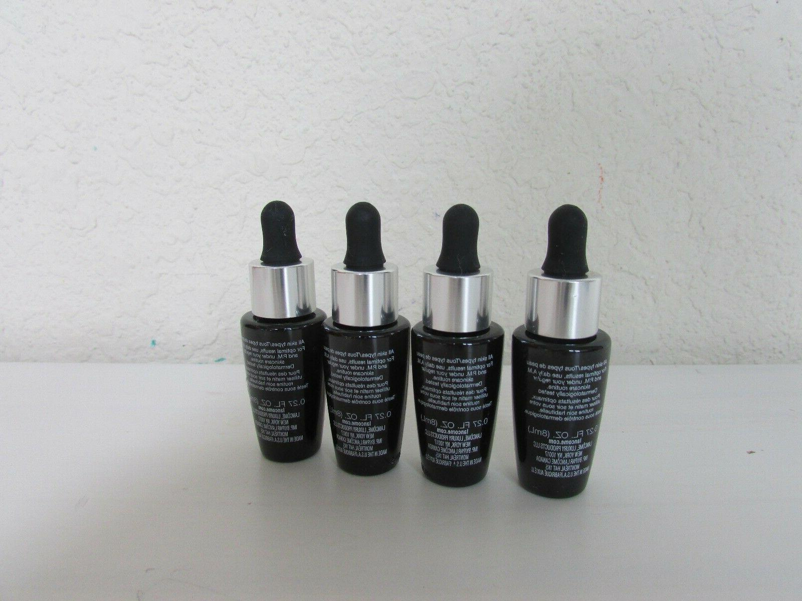 4 Lancome Advanced Youth Activating Concentrate 1.08 oz/32ml Total