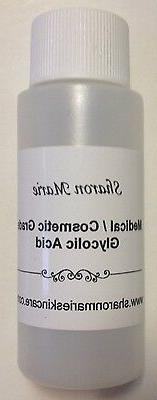 50% Glycolic Acid Peel 4oz Anti:Acne, Large Pores,age spots,