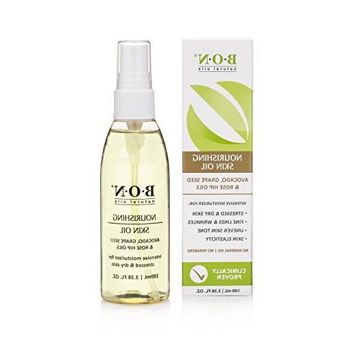 B.O.N Skincare Nourishing Skin Oil All Natural Toning Blend