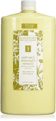 Eminence Organic Skincare Calm Skin Chamomile Cleanser, 32 F
