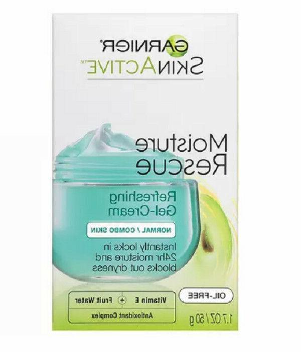 Garnier SkinActive Moisture Rescue Oil Free Gel-Cream Face M