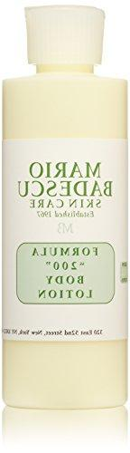 Mario Badescu Formula 200 Body Lotion, 6 Oz