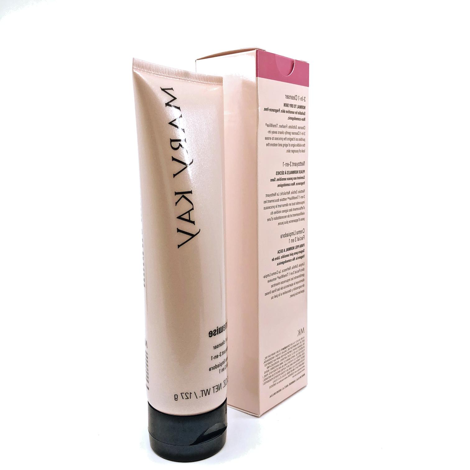 Mary 3-In-1 Cleanser FREE