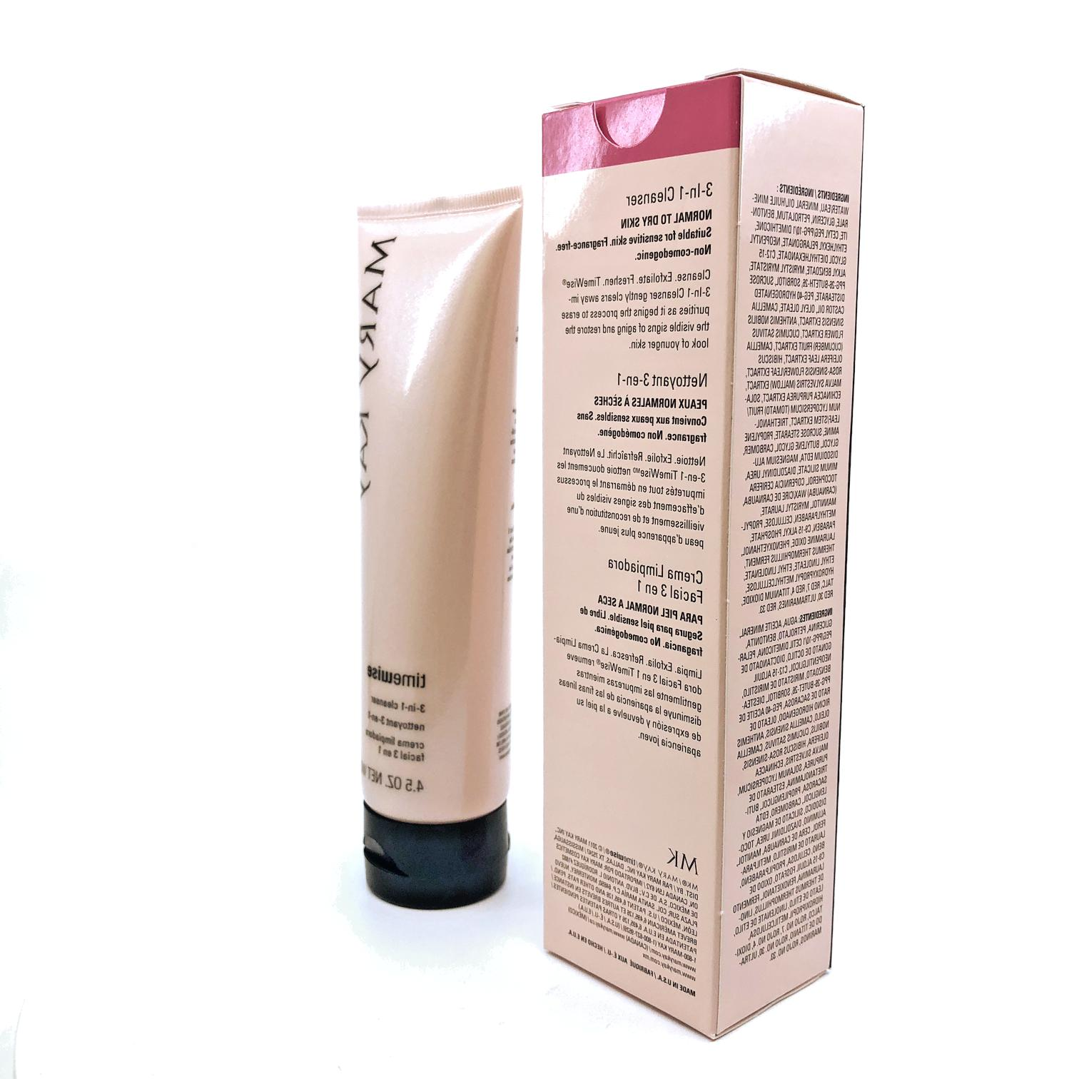 Mary Kay Cleanser Normal to FREE SHIPPING!!