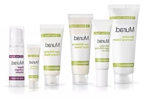 Murad Resurgence 30 - Day Kit - Renewing Cleansing Cream, An