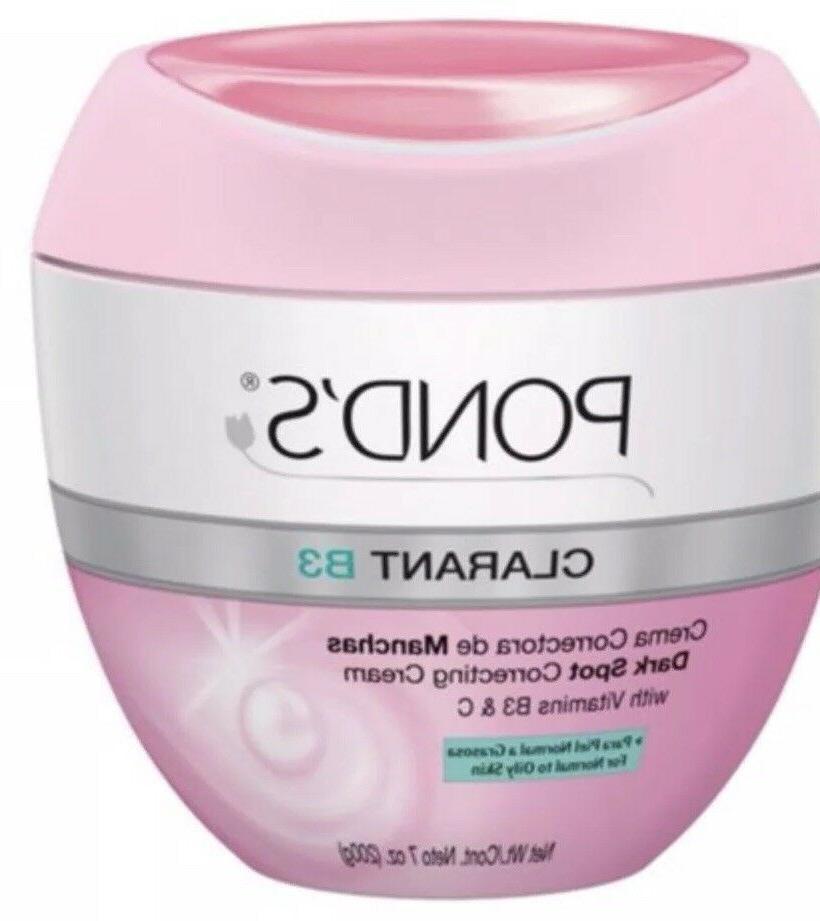 Pond's Clarant B3 Anti-Dark Spot Correcting Cream Normal To