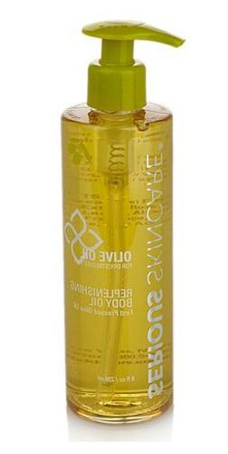 Serious Skincare Olive Oil Replenishing Message Body Oil ~ 8