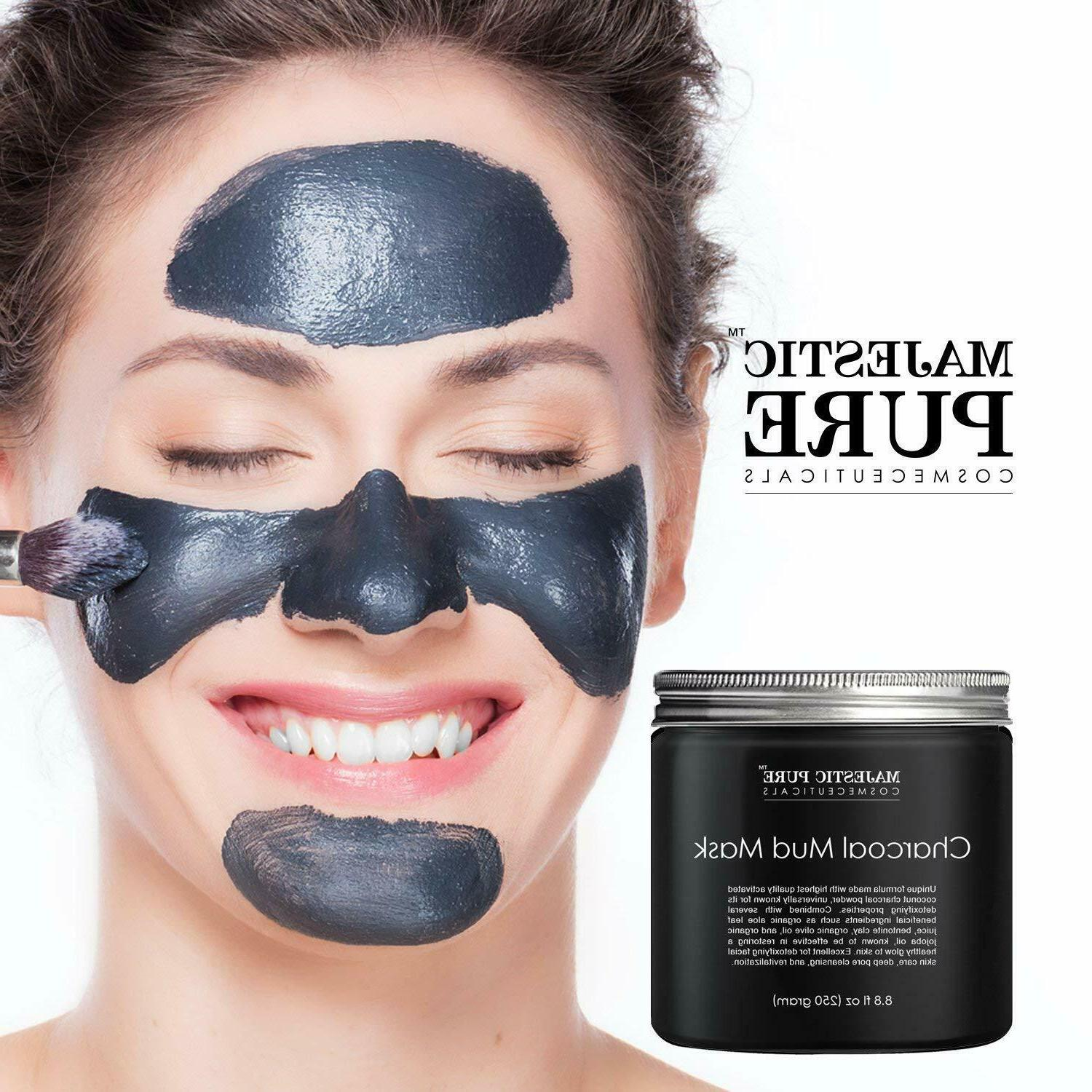 Majestic Pure Charcoal Mask Mask