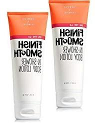 Bath and Body Works Active Skincare 2 Pack Finish Smooth in