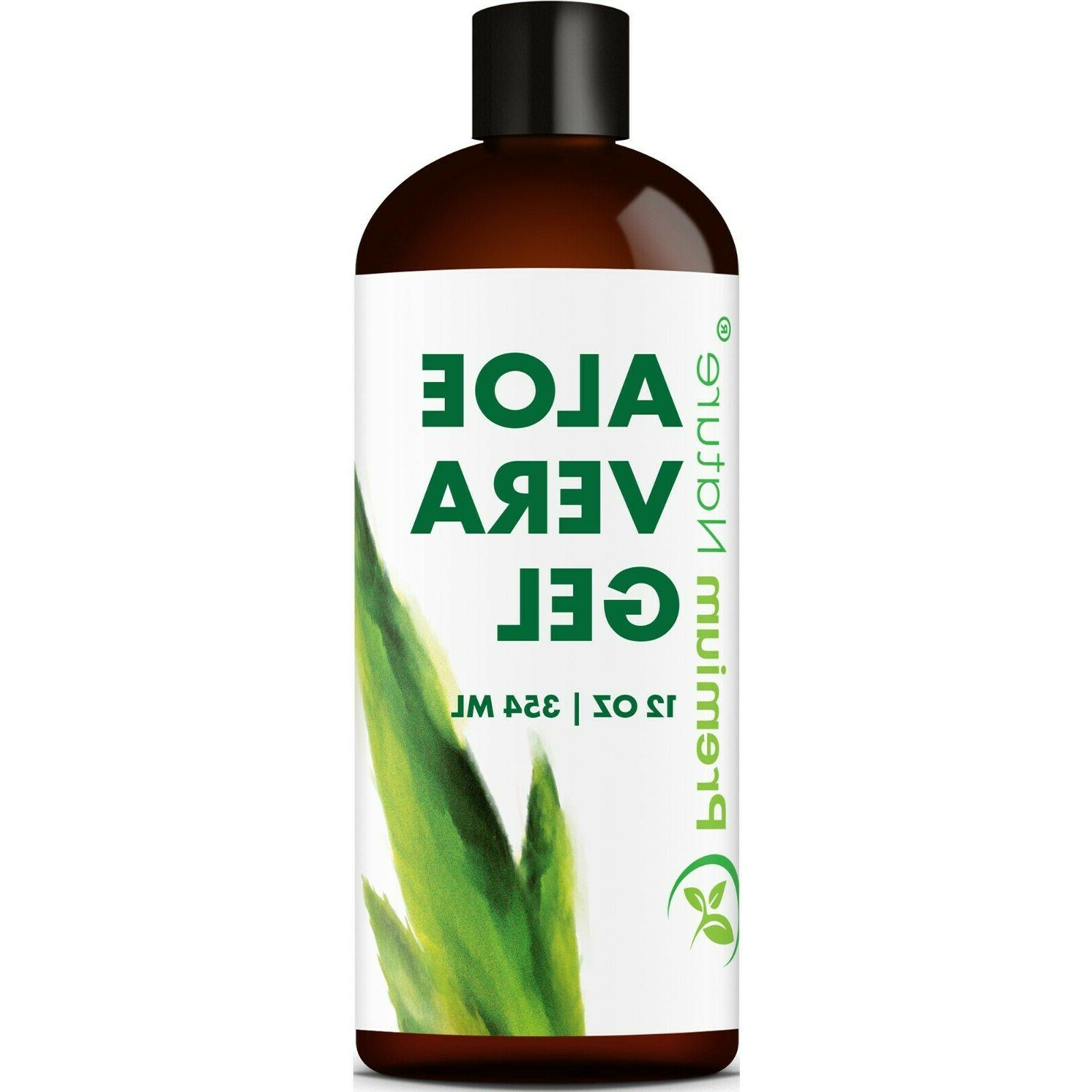 aloe vera gel for face and body