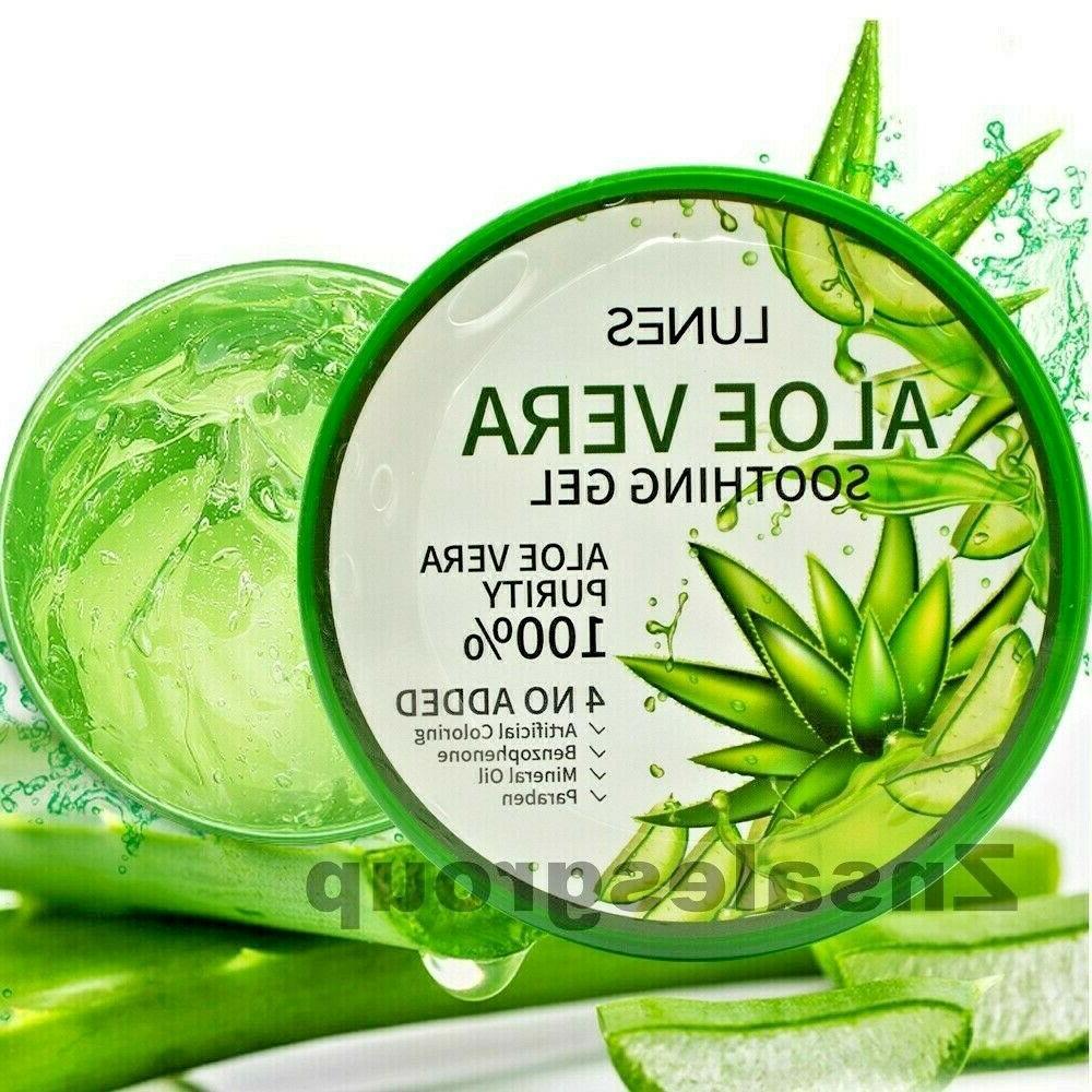 Aloe Vera Soothing Gel 100% ml