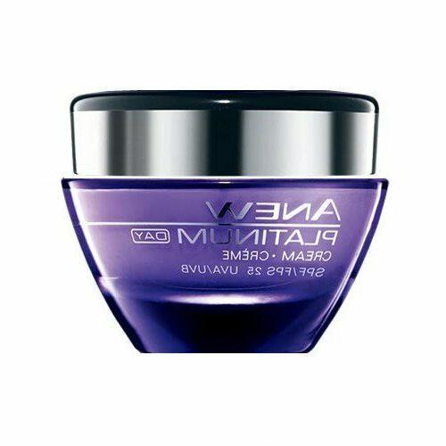 Avon Anew Platinum Day Cream Broad Spectrum SPF 25 1.7oz / 5